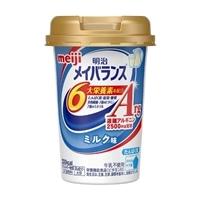 明治 メイバランスArgMiniカップ ミルク味