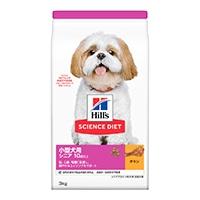 サイエンス・ダイエット 小型犬用 シニアプラス(高齢犬用) 3kg