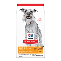 サイエンス・ダイエット シニアライト(肥満傾向の高齢犬用) 小粒 6.5kg