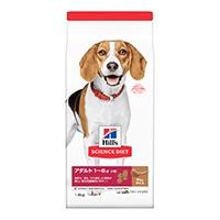 サイエンス・ダイエット アダルト(成犬用) ラム&ライス 小粒 1.4kg