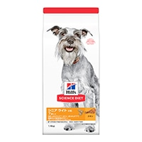 サイエンス・ダイエット シニアライト(肥満傾向の高齢犬用) 小粒 1.4kg