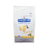 【ペット療法食】ヒルズ 猫用 C/D マルチケア 2kg