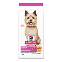 サイエンス・ダイエット 小型犬用 シニアアドバンスド(高齢犬用) 750g