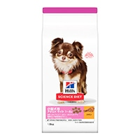 サイエンス・ダイエット 小型犬用 ライト(肥満傾向の成犬用) 1.5kg