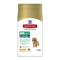 サイエンス・ダイエット 減量サポート 小粒 小〜中型犬用 1.3kg
