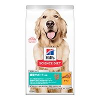 サイエンス・ダイエット 減量サポート 中粒 中型犬用 2.5kg