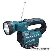 マキタ 充電式ライト付ラジオ(本体のみ) MR050