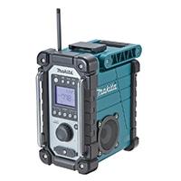 マキタ 充電式ラジオ(本体のみ) MR107
