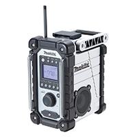 マキタ 充電式ラジオ(本体のみ) MR107W