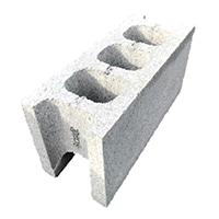 【店舗限定】重量ブロック 15cm 横筋
