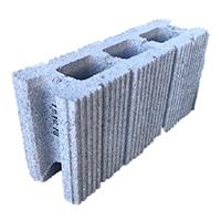【店舗限定】スレンダーブロック 基本横兼用 グレー