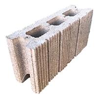 【店舗限定】スレンダーブロック 基本横兼用 ブラウン