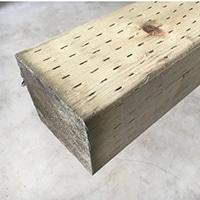 米栂防腐土台 105×105×4000mm