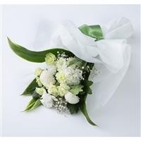 お供え用花束ホワイト NO.13【別送品】【要注文コメント】