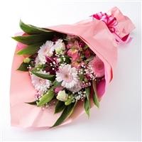 お祝い用花束/ピンク NO.10【別送品】【要注文コメント】