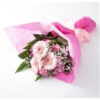 お祝い用花束/ピンク NO.13【別送品】【要注文コメント】