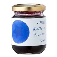【数量限定】里山ファーム ブルーベリージャム 100g【別送品】