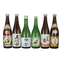 [基本送料無料]特選地酒セット【別送品】