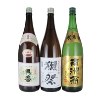 [基本送料無料]西日本銘酒酒蔵セット【別送品】