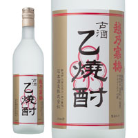越乃寒梅 古酒 乙焼酎 720ml[化粧箱入り]【別送品】