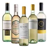 [基本送料無料]長い歴史を持つワイナリー イタリア白ワイン5本セット【別送品】