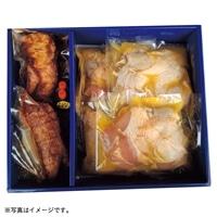 焼き豚P 焼豚・骨付き鳥風若鶏セット【別送品】