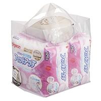 ピジョン 母乳パッド フィットアップ 126枚×2個パック オリジナル巾着付き