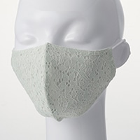 縫製職人の手作りマスク フリー SS-08