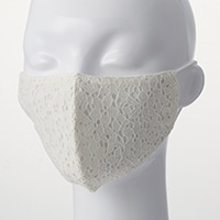 縫製職人の手作りマスク フリー SS-09