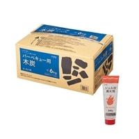 【セット商品】木炭6KG & 燃料 ジェル状着火剤240g