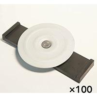 【ケース販売】覆工板セフティーキャップ[4580179991034×100]【別送品】