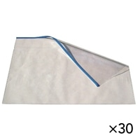【ケース販売】図面ケース A1サイズ ファスナー付[4580179992406×30]【別送品】