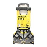 【訳あり商品】STANLEY  段差対応、折り畳み式ハンドトラック  耐荷重30/60Kg【傷あり】