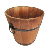 【訳あり商品】木製プランター深型 300 MFP30-28 (キズあり)