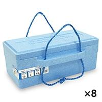 【ケース販売】発泡ケースBL TI−140P 蓋付×8個[4546516001026×8]