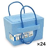 【ケース販売】発泡ケースBL TI−60P 蓋付×24個[4546516001064×24]