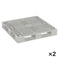 【ケース販売】パレット GT-1111D4-2×2枚[4983049551138×2]【別送品】