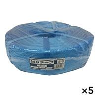 【ケース販売】MSテープ #100 青×5個[4930502321067×5]