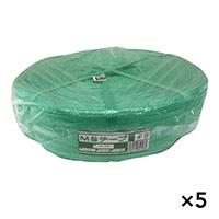 【ケース販売】MSテープ #100 緑×5個[4930502321081×5]