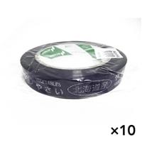 【ケース販売】たばねらテープ 北海道産 紫 20�ox100m[4987167082321×10]