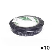 【ケース販売】たばねらテープ 静岡県産 紫 20�ox100m[4987167082536×10]