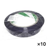 【ケース販売】たばねらテープ 奈良県産 紫 20�ox100m[4987167082604×10]