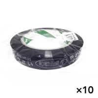 【ケース販売】たばねらテープ 和歌山県産 紫 20�ox100m[4987167082611×10]