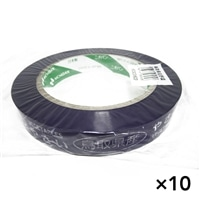 【ケース販売】たばねらテープ 鳥取県産 紫 20�ox100m[4987167082628×10]