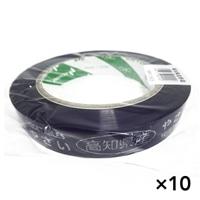 【ケース販売】たばねらテープ 高知県産 紫 20�ox100m[4987167082703×10]