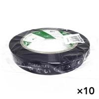 【ケース販売】たばねらテープ 熊本県産 紫 20�ox100m[4987167082741×10]