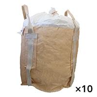 【ケース販売 】フレコンバッグ 丸型 650KHR[4965815584557×10枚]【別送品】
