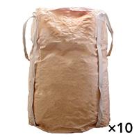 【ケース販売 】フレコンバッグ 丸型 1600KHR[4965815584779×10枚]【別送品】