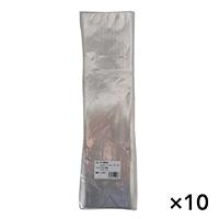 【ケース販売】FG規格袋 7号 #25x115×450mm 4穴 100枚[4560139594437×10]