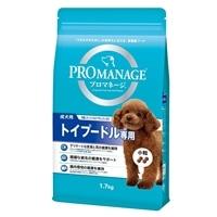 【訳あり商品】PM成犬用 トイプードル 1.7kg(賞味期限2017年8月12日)